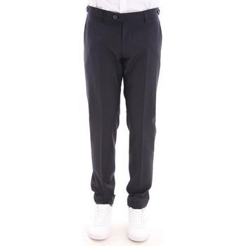 Abbigliamento Uomo Pantaloni Berwich PANTALONE  BLU SCURO Blue