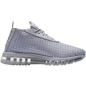 Scarpe Uomo Sneakers basse Nike Air Max Woven Boot Argento