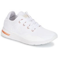 Scarpe Donna Sneakers basse Le Coq Sportif SOLAS W SPARKLY/S LEATHER Bianco