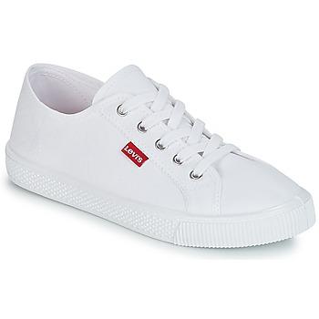 Scarpe Donna Sneakers basse Levi's MALIBU BEACH S Bianco