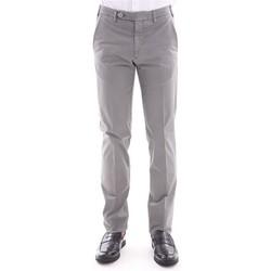 Abbigliamento Uomo Pantaloni Rota PANTALONE  GRIGIO IN COTONE STRETCH Grey