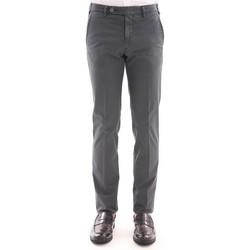 Abbigliamento Uomo Pantaloni Rota PANTALONE  VERDE SCURO IN COTONE STRETCH Green
