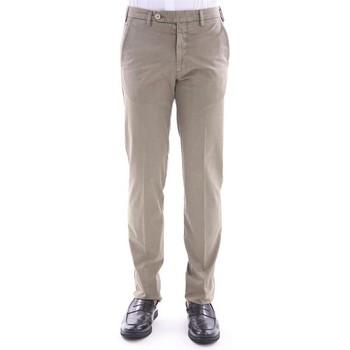 Abbigliamento Uomo Pantaloni Rota PANTALONE  BEIGE IN COTONE STRETCH Beige