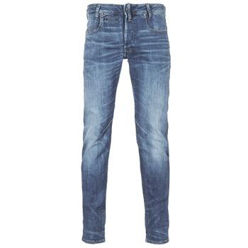Abbigliamento Uomo Jeans slim G-Star Raw D-STAQ 5-PKT SLIM Blu / Medium / Indigo