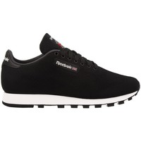 Scarpe Uomo Sneakers basse Reebok Sport CL Leather Ultk Nero