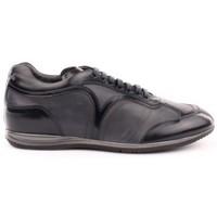 Scarpe Uomo Sneakers alte Barracuda - Scarpa uomo 0015 b007 blu Blu