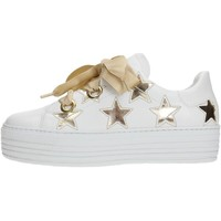 Scarpe Donna Sneakers basse Cult CLE103586 Sneakers Donna WHITE/PLATINUM WHITE/PLATINUM