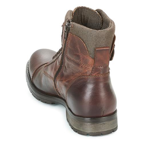 Consegna Leather Marrone Jackamp; Uomo Jones 8500 Albany Scarpe Gratuita Stivaletti H2DIW9eYE