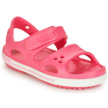 Scarpe Bambina Sandali Crocs CROCBAND II SANDAL PS Rosa