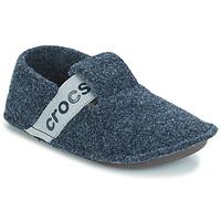 Scarpe Unisex bambino Pantofole Crocs CLASSIC SLIPPER K Marine