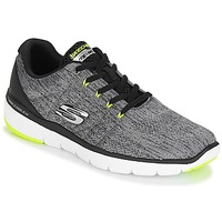 Scarpe Uomo Fitness / Training Skechers FLEX ADVANTAGE 3.0 Grigio