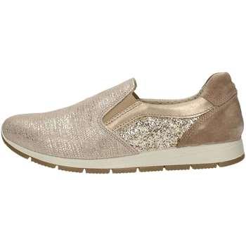 Scarpe Donna Sneakers basse Imac 106820 D PLATINO