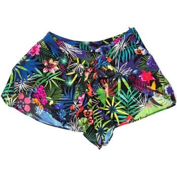 Abbigliamento Donna Shorts / Bermuda Desigual SHORTS DONNA SHORT FRANCINE 18SWMW15 Nero
