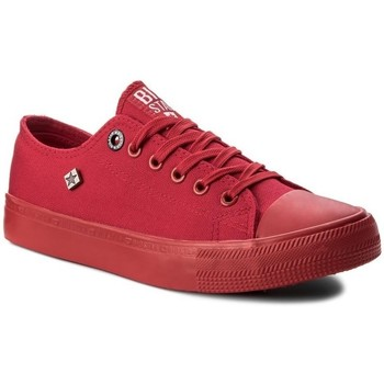 Scarpe Donna Sneakers basse Big Star AA274007 Rosso