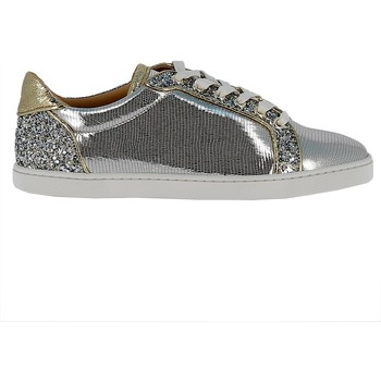 Scarpe Donna Sneakers basse Christian Louboutin CHRISTIAN LOUBOUTIN SNEAKERS DONNA 1180104CN1H          ARGENTO