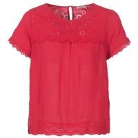 Abbigliamento Donna Top / Blusa Betty London JALILI Rosso
