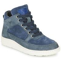 Scarpe Bambino Sneakers alte Bullboxer LAVINO Blue