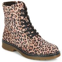 Scarpe Bambina Stivaletti Bullboxer LANA Leopard