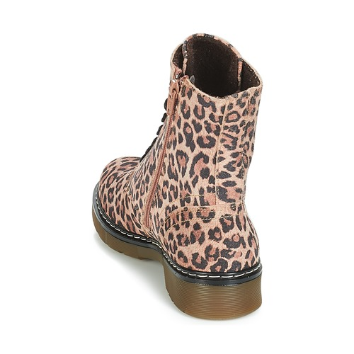 Bullboxer Lana Leopard - Consegna Gratuita- Scarpe Stivaletti Bambino 5597