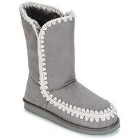 Scarpe Donna Stivali LPB Shoes NATHALIE Grigio