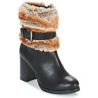 Scarpe Donna Stivaletti LPB Shoes JESSY Nero