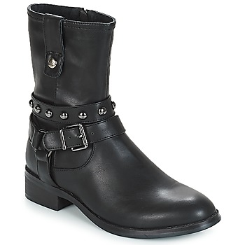 Scarpe Donna Stivaletti LPB Shoes LOUNA Nero