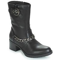 Scarpe Donna Stivaletti LPB Shoes LOANNE Nero