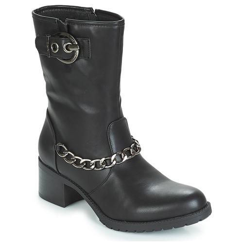 LPB Shoes LOANNE Nero  Scarpe Stivaletti Donna 69,90