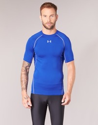 Abbigliamento Uomo T-shirt maniche corte Under Armour UA HG ARMOUR SS COMPRESSION Blu