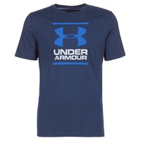 Abbigliamento Uomo T-shirt maniche corte Under Armour UA GL FOUNDATION SS T Marine