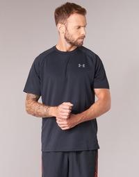 Abbigliamento Uomo T-shirt maniche corte Under Armour UA TECH SS TEE Nero