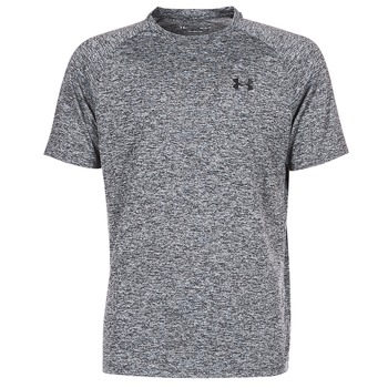 Abbigliamento Uomo T-shirt maniche corte Under Armour UA TECH SS TEE Grigio