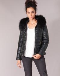 Abbigliamento Donna Piumini Oakwood JELLY Nero