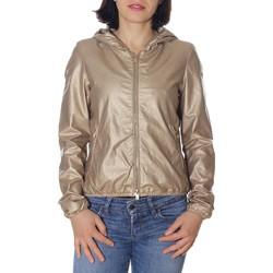 Abbigliamento Giubbotti Ciesse Piumini Giacca Donna Ciesse 181CPWJ02006U0110X-Lea PESN 616XXM Goldy Sand