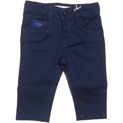 Abbigliamento Bambino Shorts / Bermuda Guess # Neonato I73B20W7RQ0 Pantalone Bambino Blu navy Blu navy