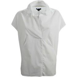 Abbigliamento Donna Camicie Woolrich WWCAM0663 Camicia Donna Bianco Bianco
