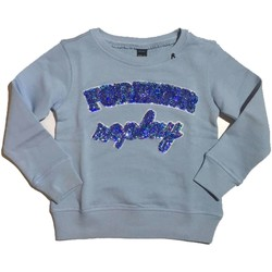 Abbigliamento Bambina Felpe Replay SG2059 Felpa Bambina Celeste Celeste