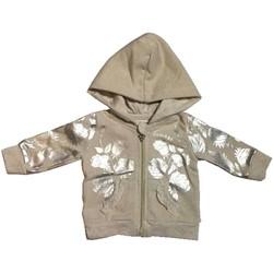 Abbigliamento Bambina Felpe Guess # Neonato A81Q04K6DV0 Felpa Bambina Oro Oro