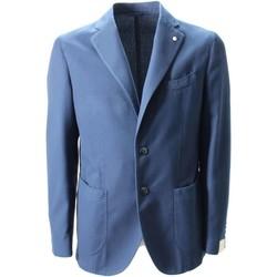 Abbigliamento Uomo Giacche / Blazer L.b.m. 1911 2837 85716 3 Giacca Uomo Blu Blu