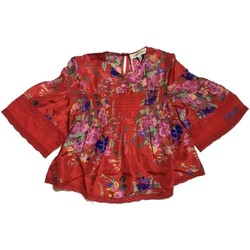 Abbigliamento Bambina Top / Blusa Twin Set GS82E3 Maglia Bambina Rosso Rosso
