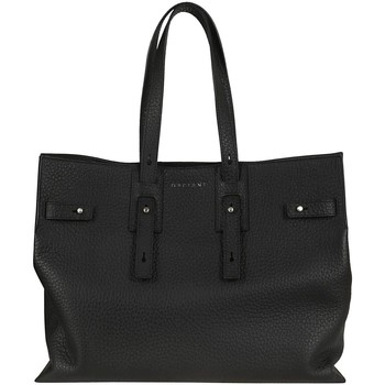 Borse Donna Tote bag / Borsa shopping Orciani ORCIANI BORSA SHOPPING DONNA B02009SOFTNERO          NERO