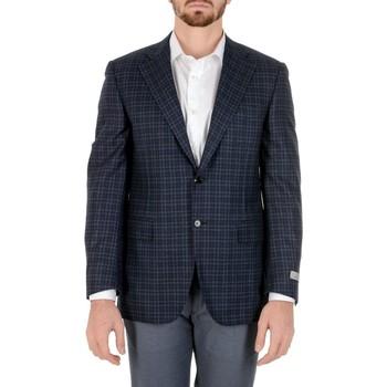 Abbigliamento Uomo Giacche / Blazer Canali CANALI BLAZER UOMO CF00122300          BLU