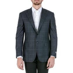 Abbigliamento Uomo Giacche / Blazer Canali CANALI BLAZER UOMO CF00123111          BLU