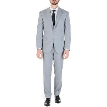 Abbigliamento Uomo Completi Canali CANALI ABITO UOMO BF00478201          GRIGIO