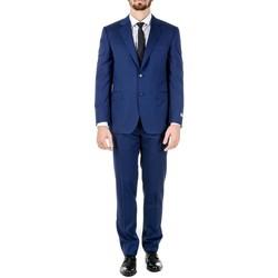 Abbigliamento Uomo Completi Canali CANALI ABITO UOMO BF00493301          BLU