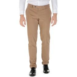 Abbigliamento Uomo Pantaloni Canali CANALI PANTALONI UOMO N909367791633          BEIGE
