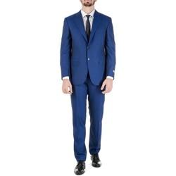 Abbigliamento Uomo Completi Canali CANALI ABITO UOMO W13552321128019          BLU