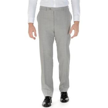Abbigliamento Uomo Pantaloni Canali CANALI PANTALONI UOMO K900452571019          GRIGIO