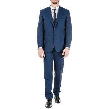 Abbigliamento Uomo Completi Canali CANALI ABITO UOMO K11520316R          BLU
