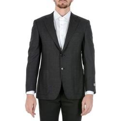 Abbigliamento Uomo Giacche / Blazer Canali CANALI BLAZER UOMO N22894156R          GRIGIO